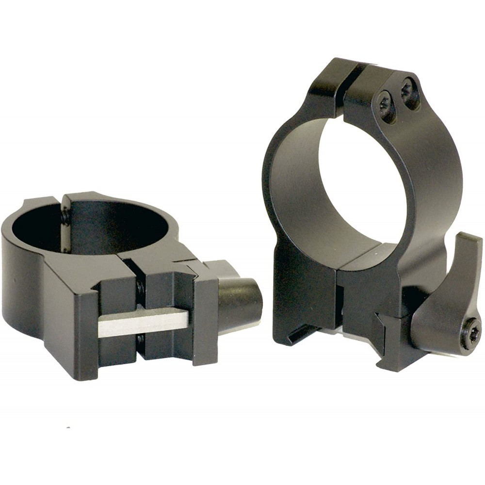 Warne Weaver 30mm QD alto