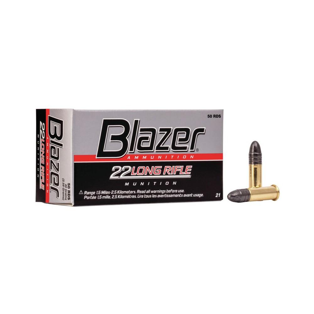 CCI BLAZER .22LR 40 gr