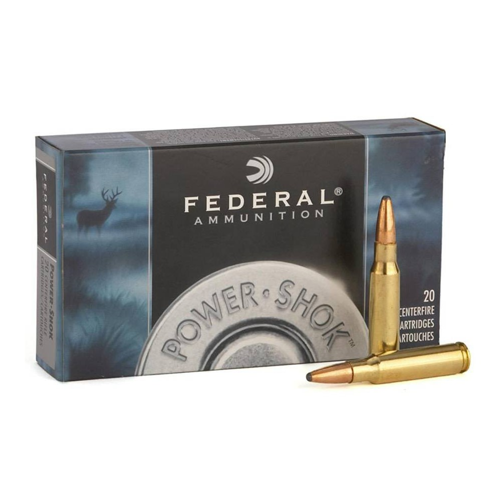 Federal 308 WIN POWER•SHOK...