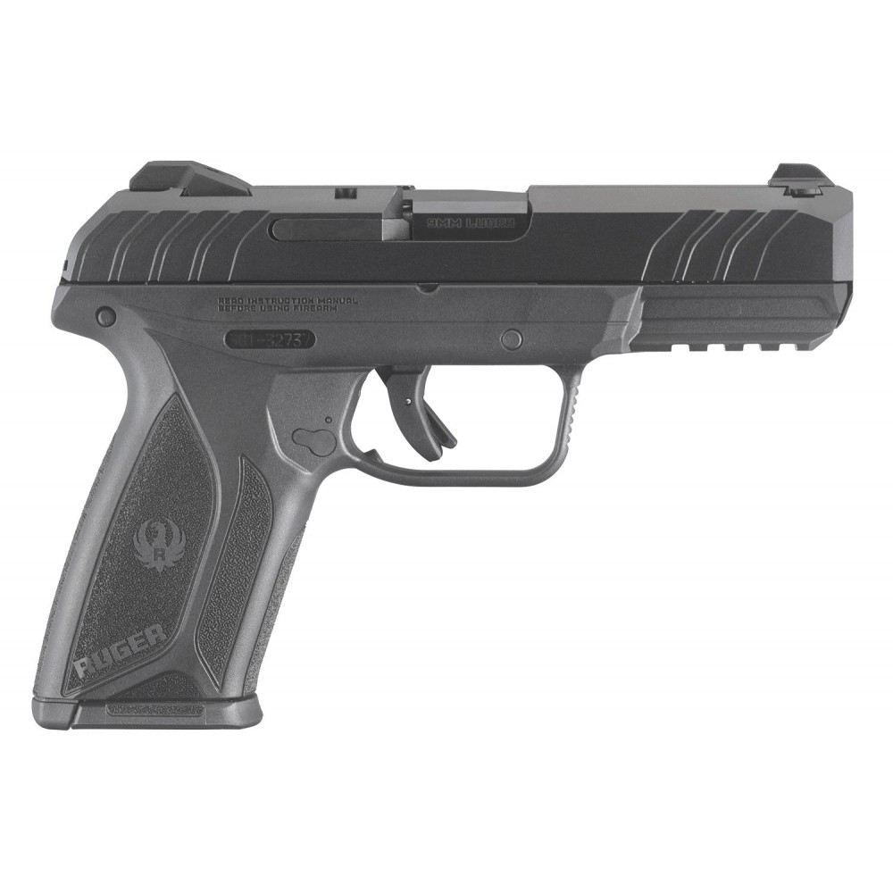 RUGER PISTOLA SECURITY-9...