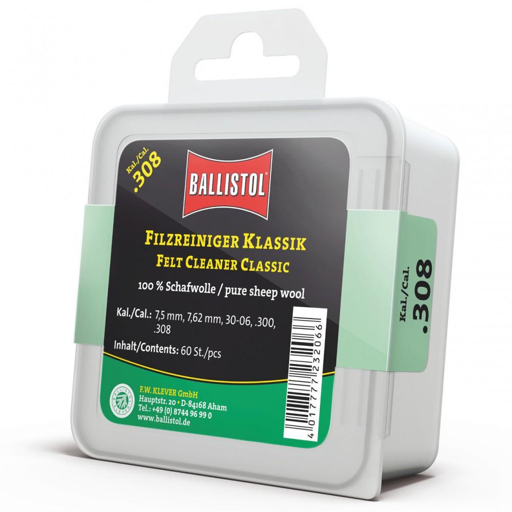 Ballistol Tapones Limpieza...