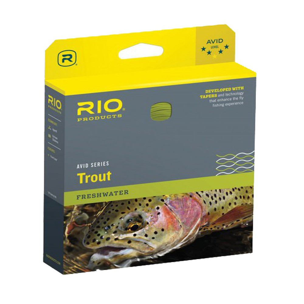 RIO Avid 24ft Sinking Tip...