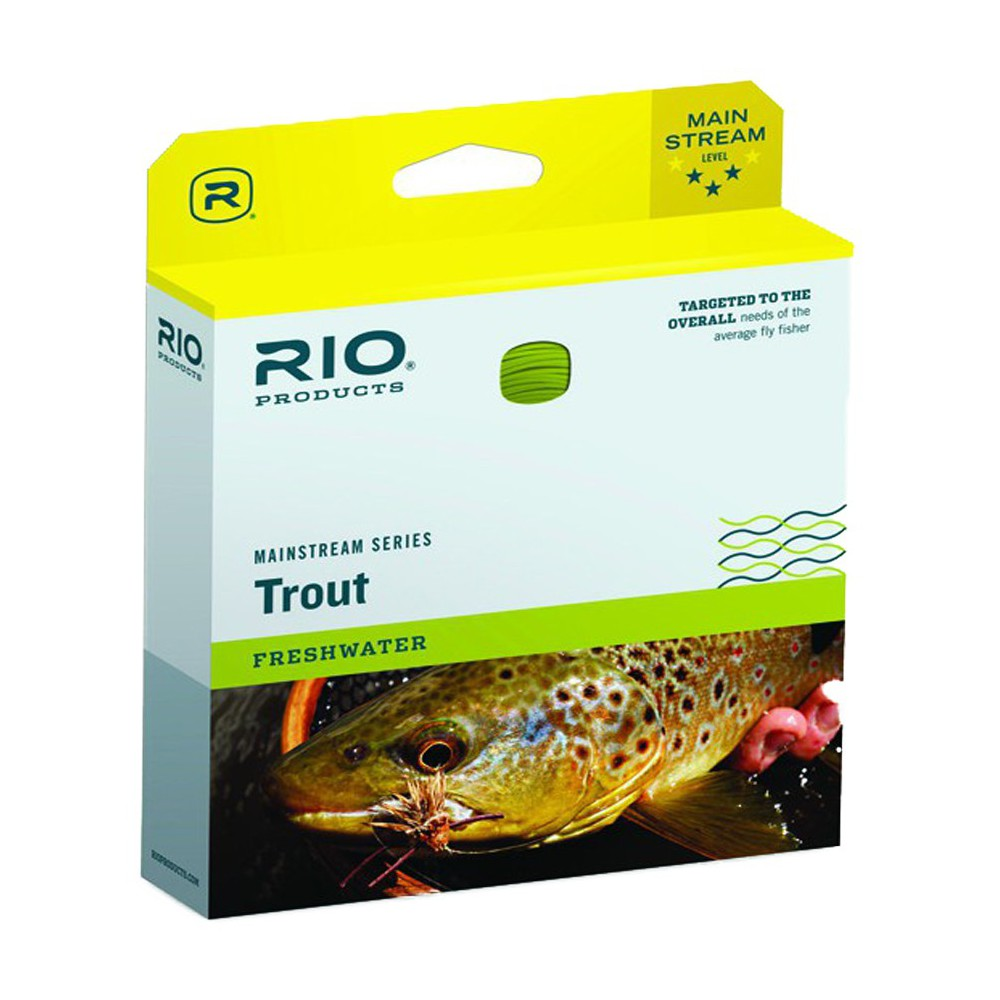 RIO Mainstream Trout WF 8 F