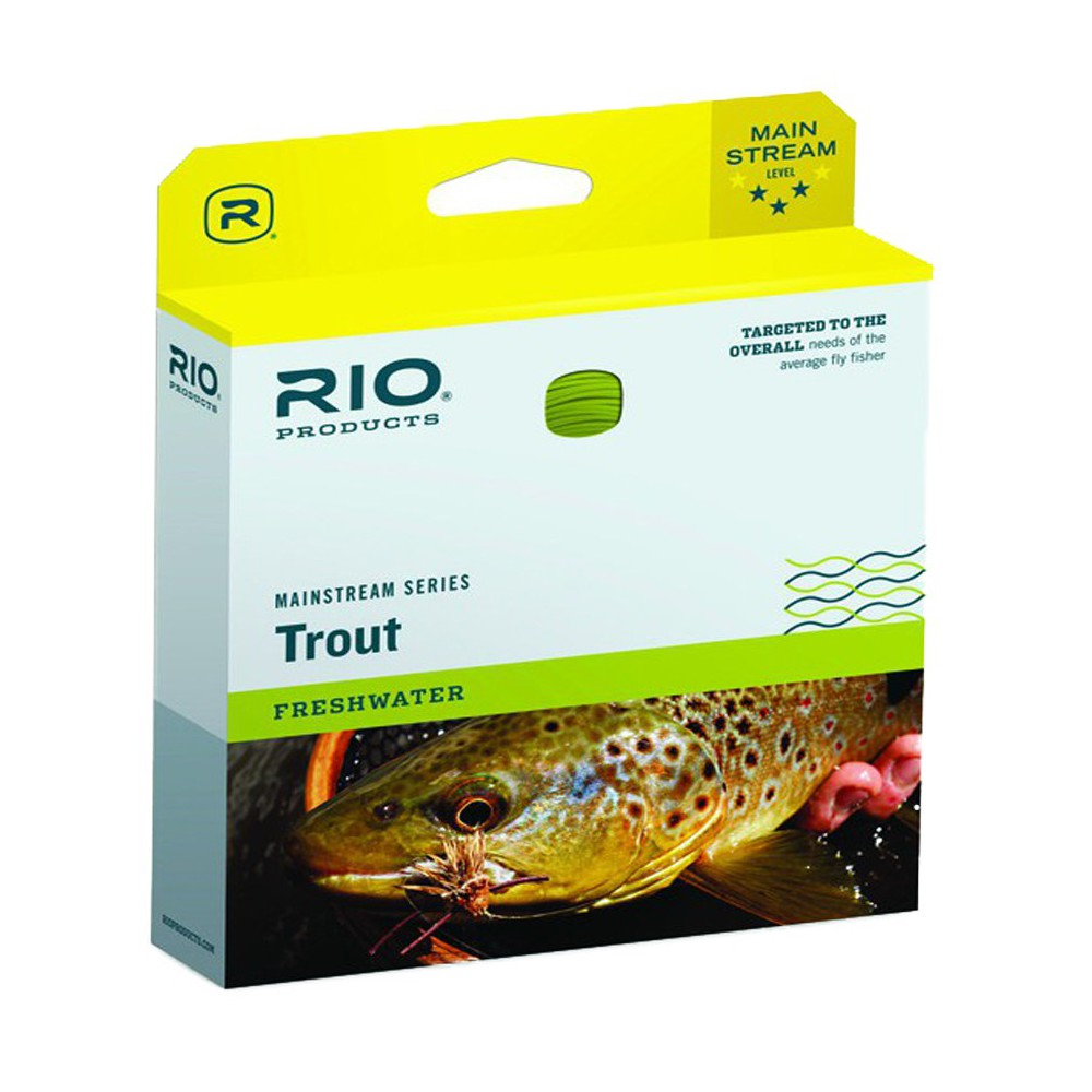 RIO Mainstream Trout WF 7 F