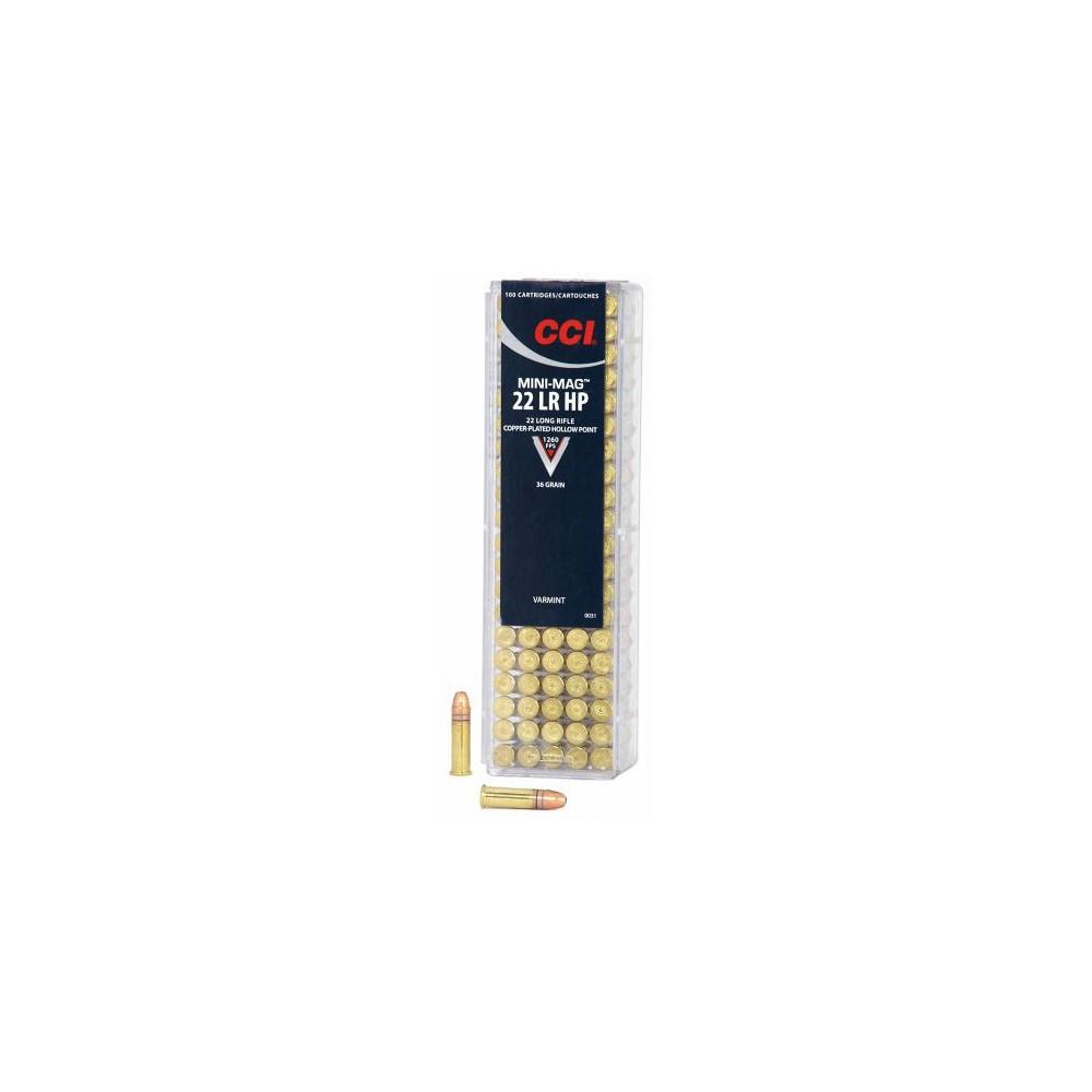 CCI Mini Mag HP 22LR Mod.31