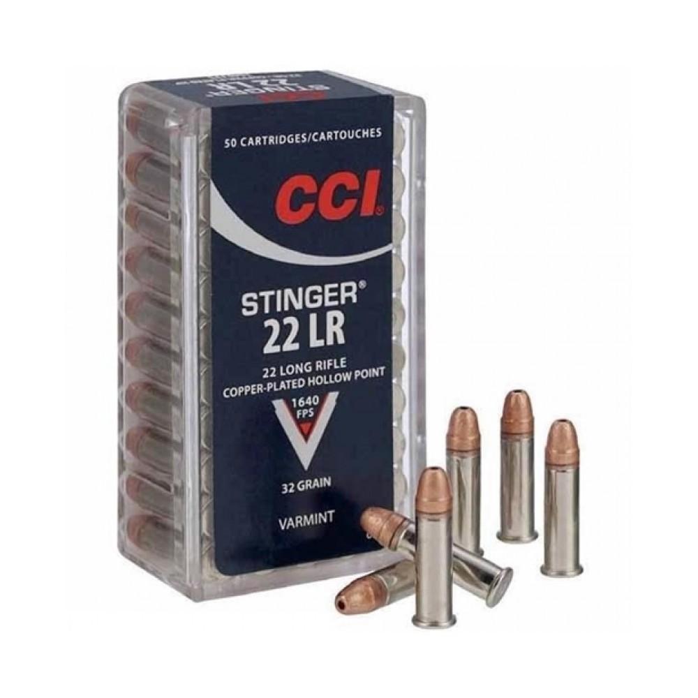 CCI Stinger HP 22LR Mod.50