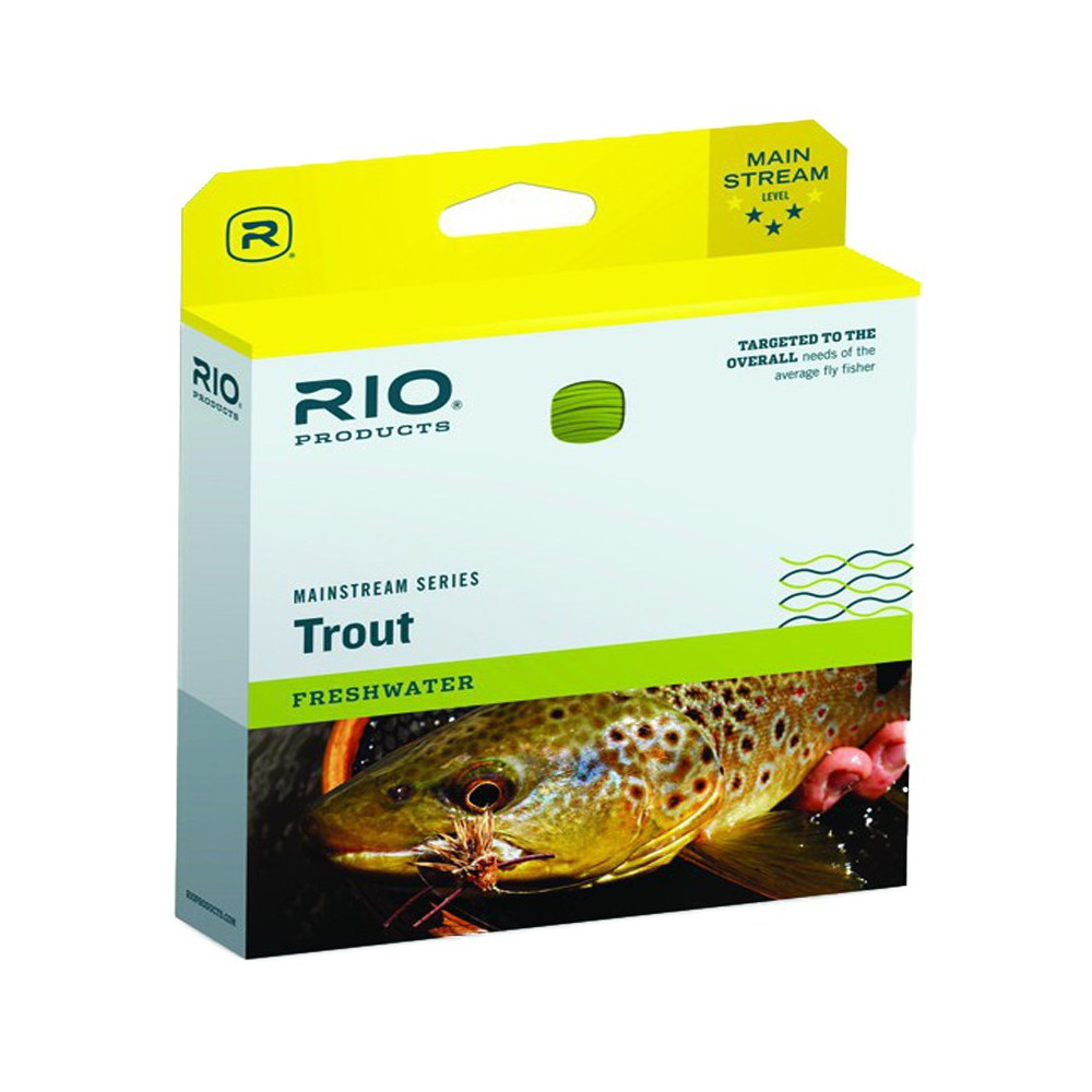 RIO Mainstream Trout WF 4 F