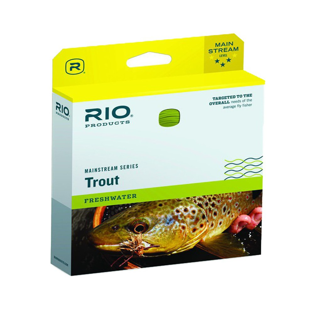 RIO Mainstream Trout WF 6 F