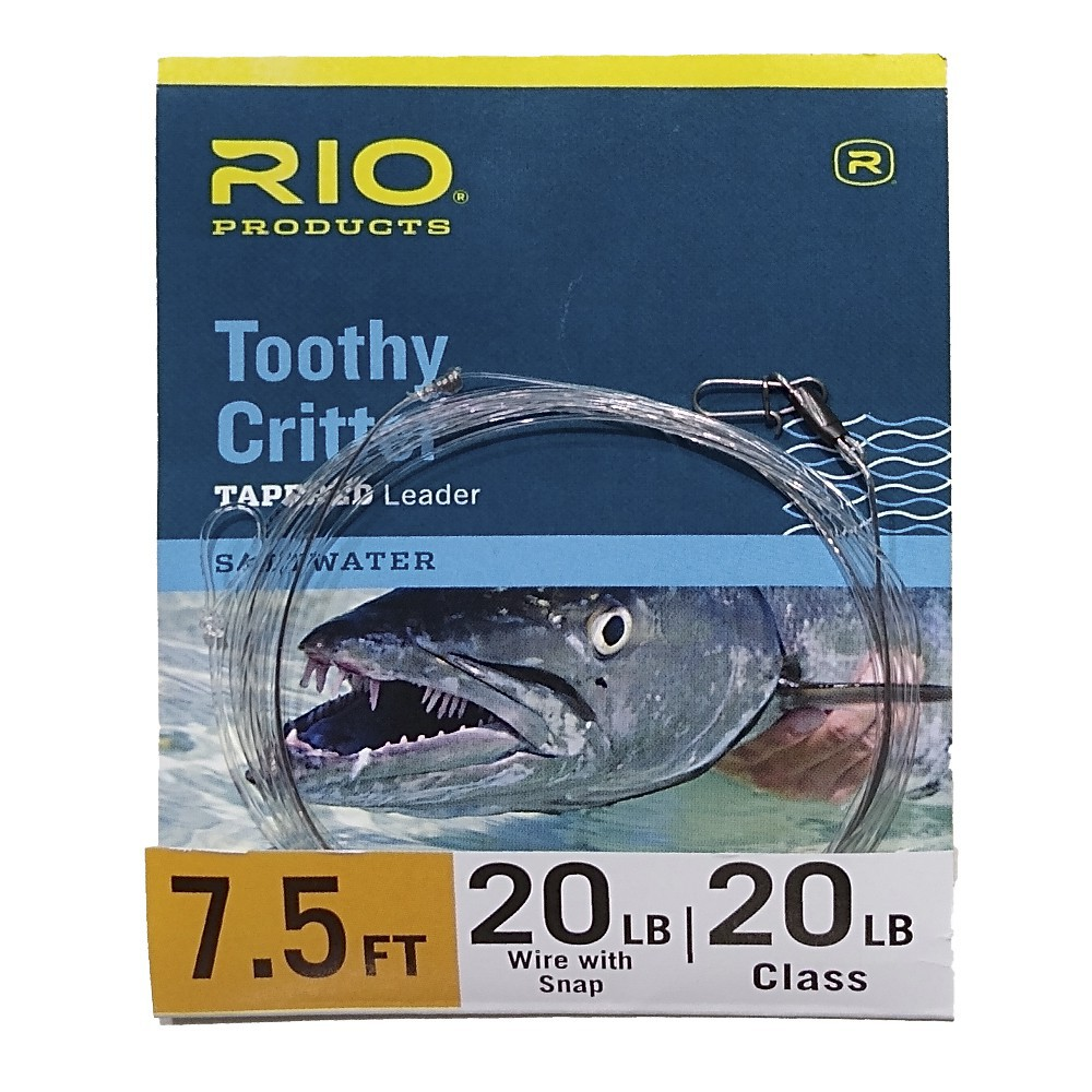 RIO Toothy Critter 7.5ft /...