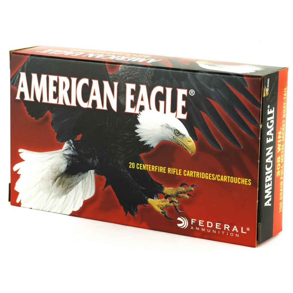 American Eagle 308 WIN 150 gr