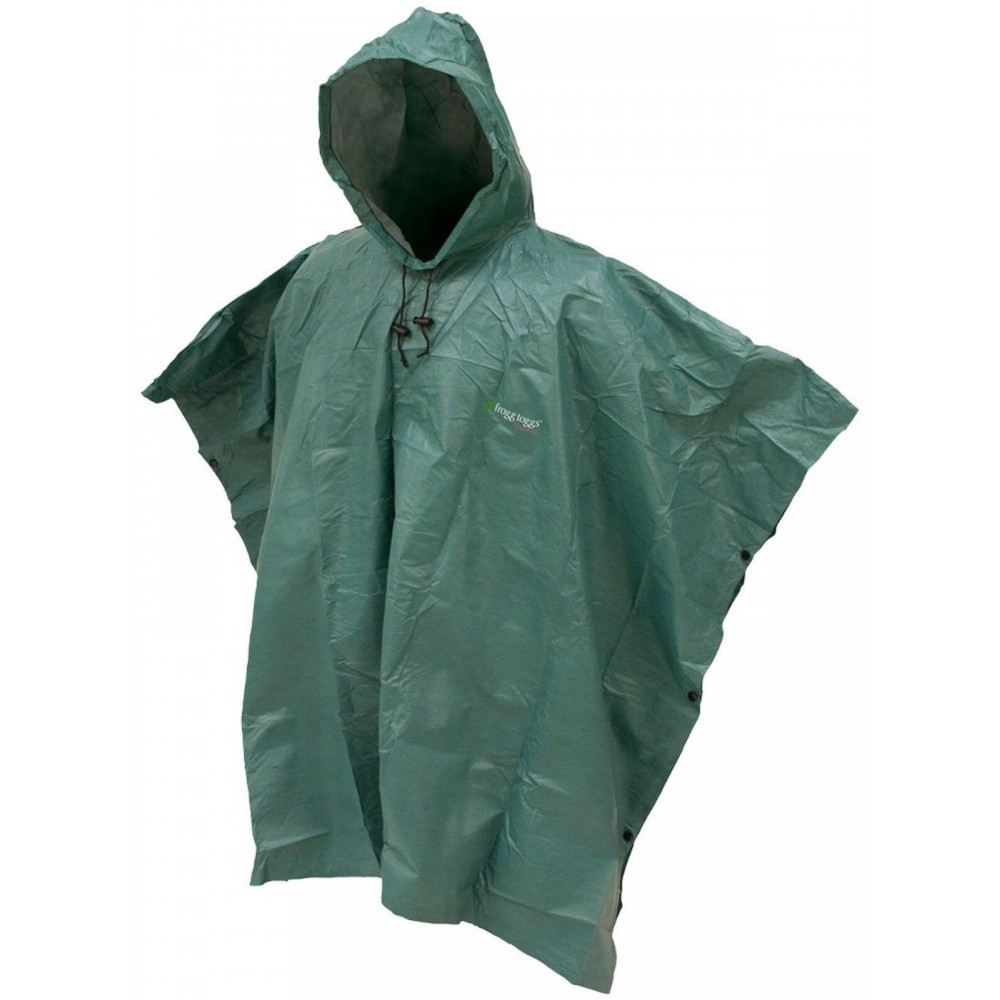 Frogg Toggs Poncho...