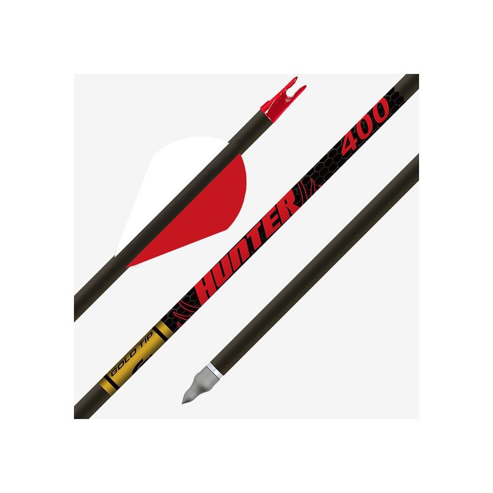 Gold Tip Flecha Hunter. (...