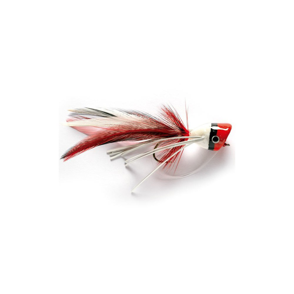 MOSCA BASS POPPER RED (D2)