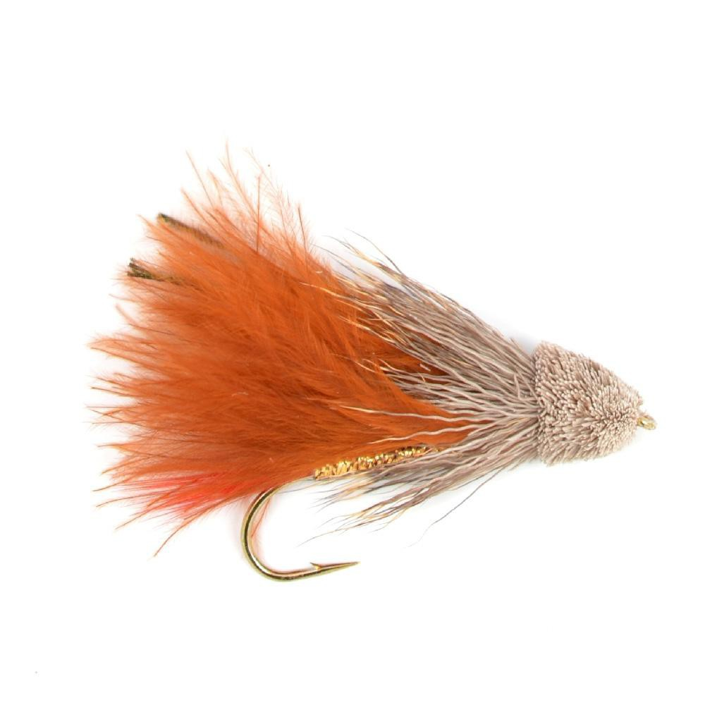 MOSCA MARABOU MUDDLER BROWN...