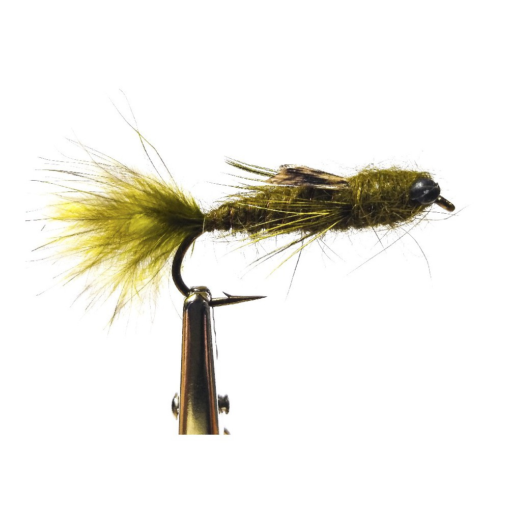MOSCA LAKE DRAGON, OLIVE (N18)