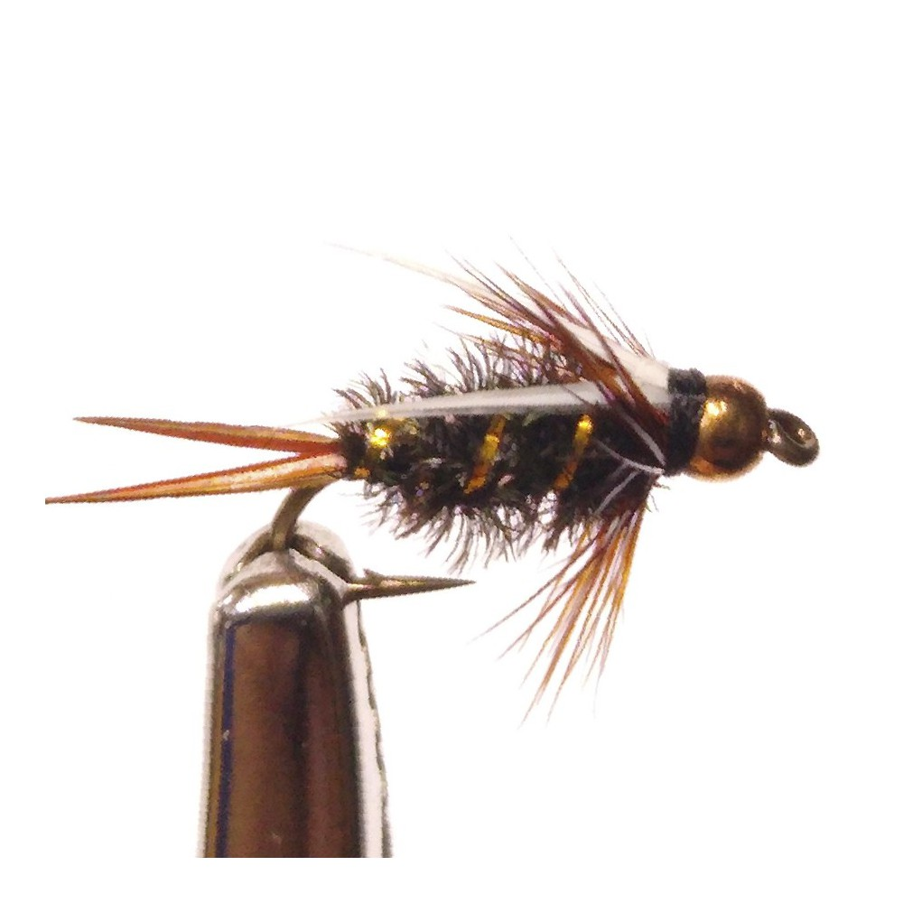MOSCA PRINCE BEAD HEAD GOLD...
