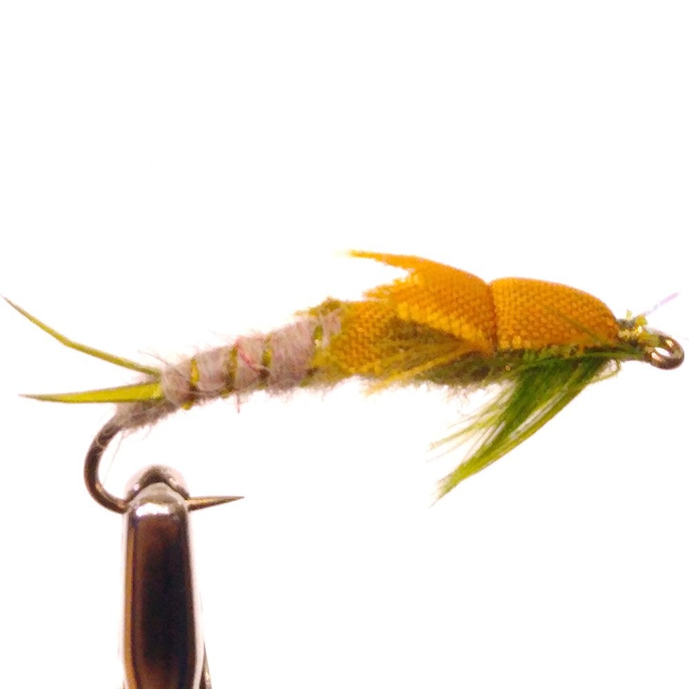 MOSCA STONEFLY OLIVE (N78)