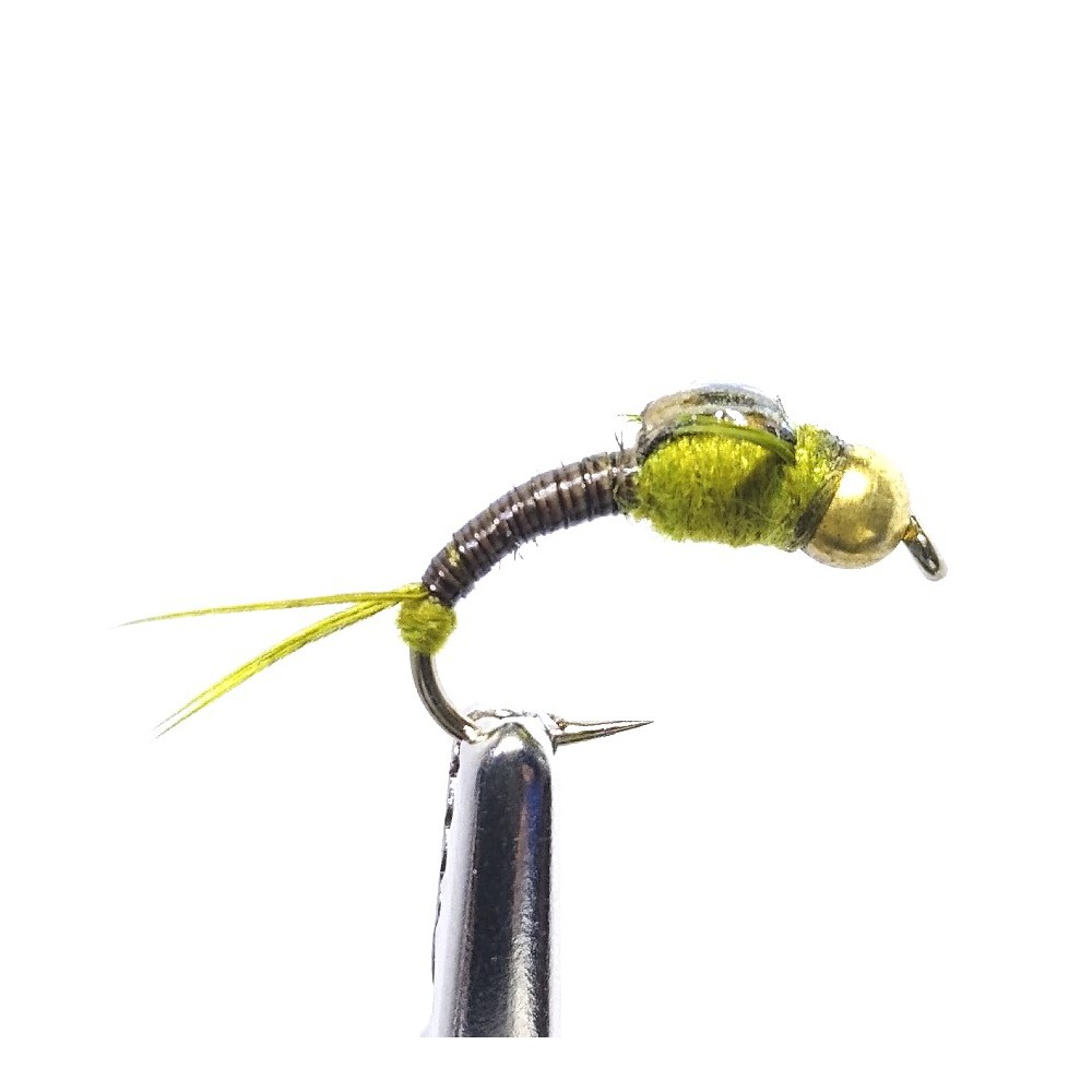 MOSCA BEAD HEAD MAYFLY...