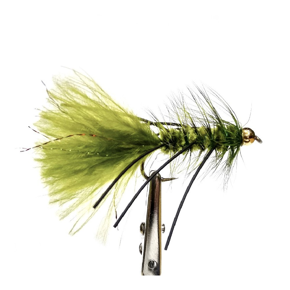 MOSCA WOOLLY BUGGER OLIVE...