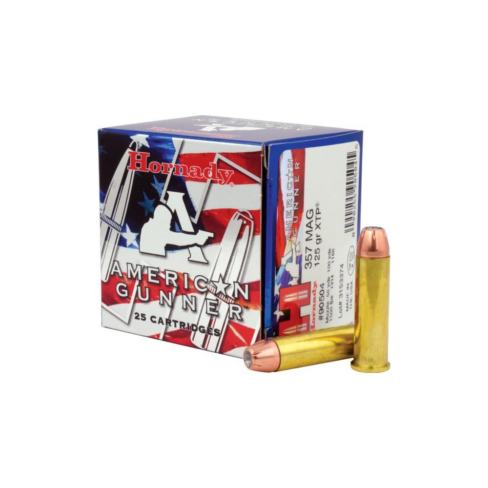 HORNADY 357 MAG 125 gr XTP®...