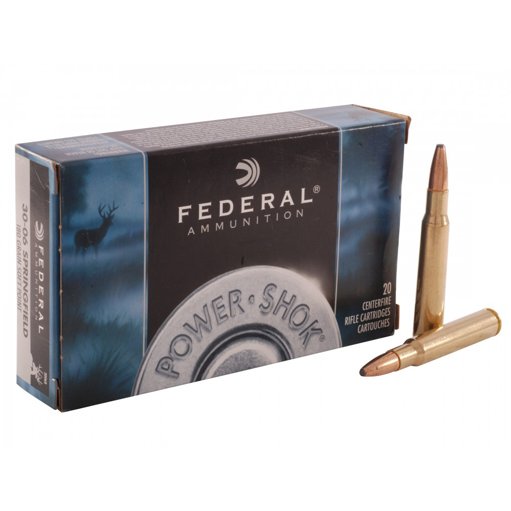 Federal 30-06 SPRG POWER...