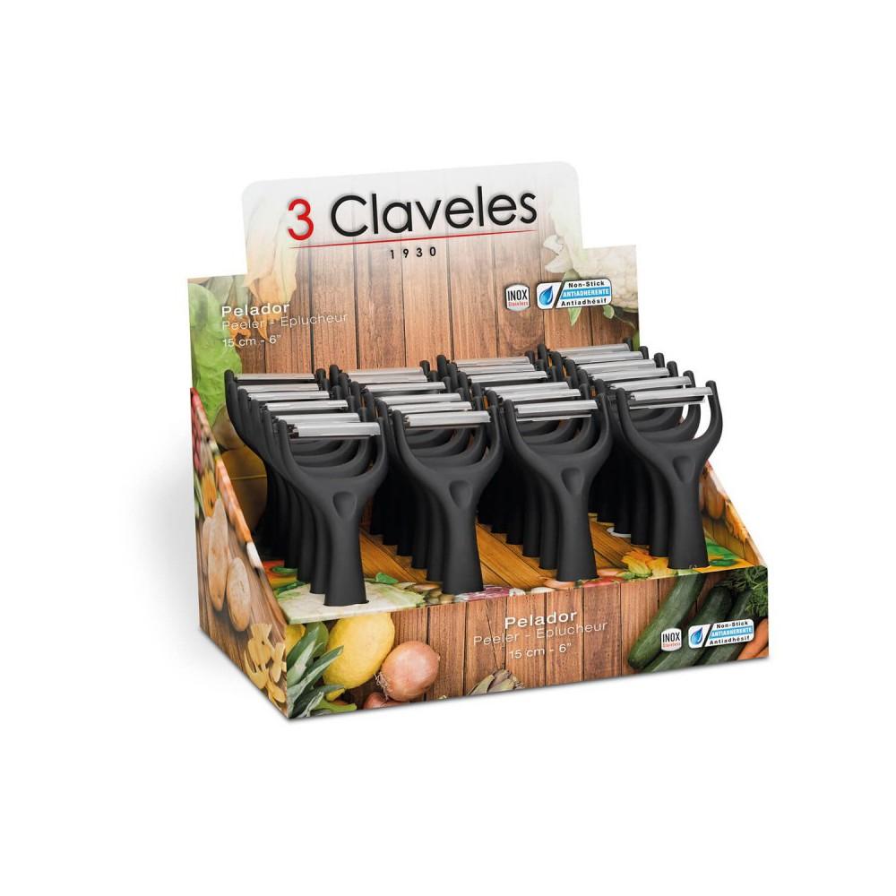 3 Claveles Pelador 15 cm