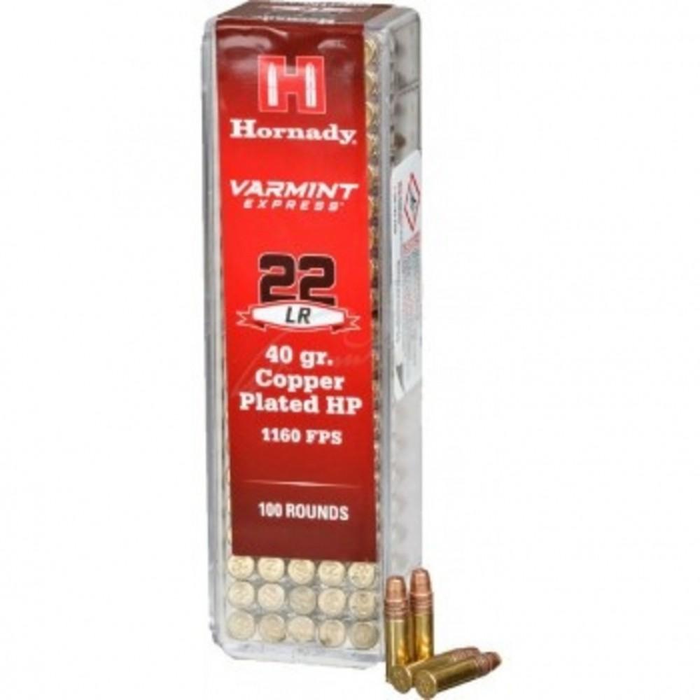 Hornady .22 LR Varmint...