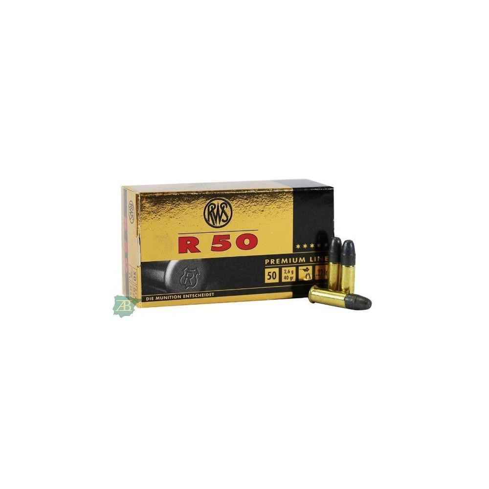 RWS .22 LFB R50