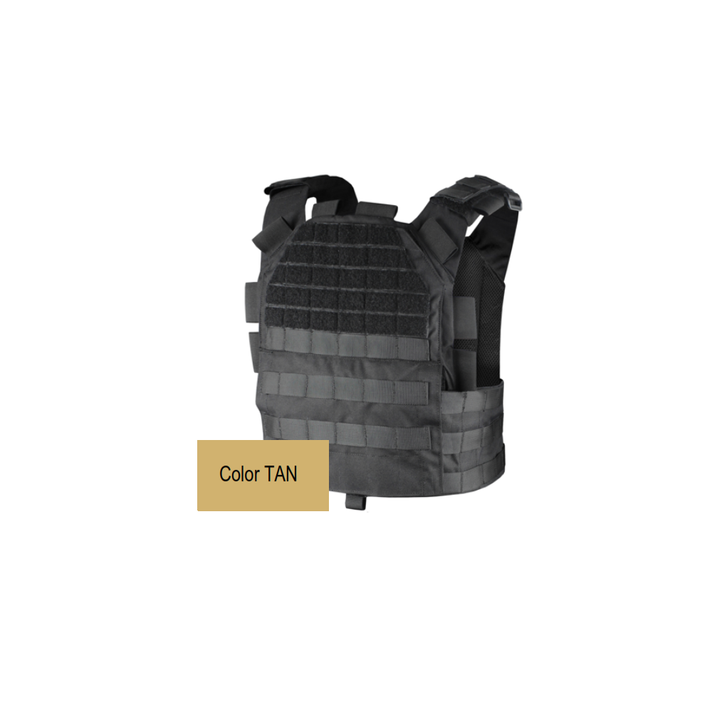 Chaleco Plate Carrier Tac...