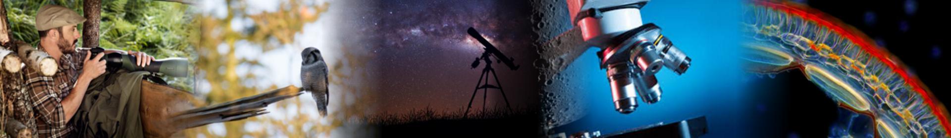 Telescopios/Microscopios