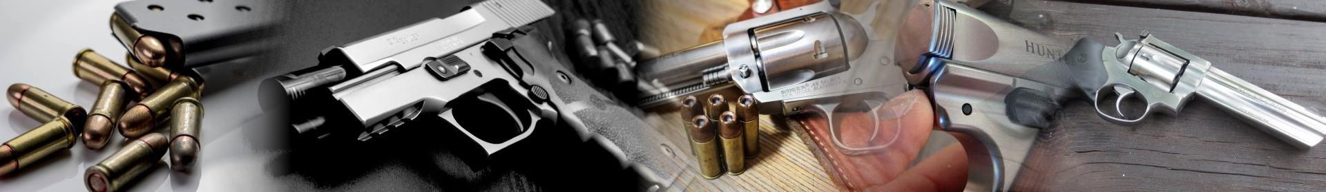 Pistolas y Armas Cortas